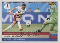 Javier Hernandez #/119