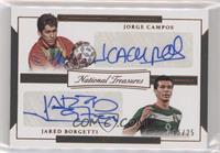 Jared Borgetti, Jorge Campos #16/25