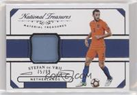 Stefan de Vrij [EX to NM] #/99