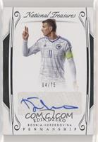 Edin Dzeko [EX to NM] #/75