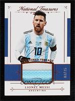 Lionel Messi #/35
