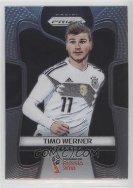 2018 Panini Prizm World Cup - [Base] #98 - Timo Werner
