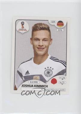 2018 Panini World Cup Russia Album Stickers - [Base] #438 - Joshua Kimmich