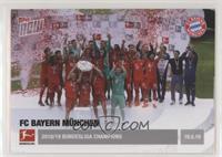 FC Bayern Munchen #/117