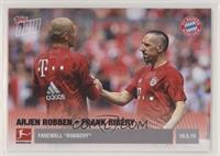 Arjen Robben, Frank Ribery #/103