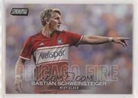 Base - Bastian Schweinsteiger (Red Jersey)