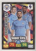 Triple Threat - Super City