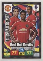 Triple Threat - Red Hot Devils