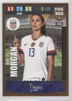 FIFA Women's World Cup Winner - Alex Morgan