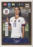 FIFA Women's World Cup Winner - Alex Morgan [NoneEXtoNM]