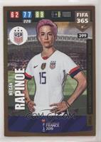 FIFA Women's World Cup Winner - Megan Rapinoe