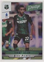 Prestige Serie A - Jeremy Toljan #/199