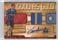 Antonio Candreva #/29