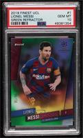 Lionel Messi [PSA10GEMMT] #91/99