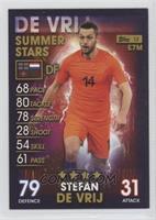 Summer Stars - Stefan de Vrij