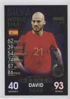 World Star - David Silva