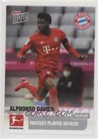 Alphonso Davies #/397