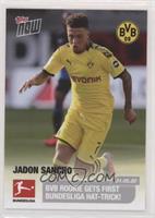 Jadon Sancho #/3,437