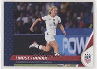 Lindsey Horan #/1,084