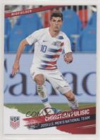 Christian Pulisic [Noted]