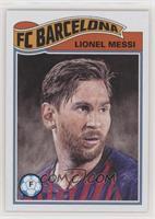 Lionel Messi #/3,512