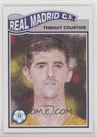Thibaut Courtois #/393