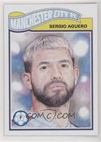 Sergio Aguero #/448