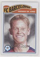 Frenkie de Jong [EXtoNM] #/444
