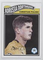 Christian Pulisic #/1,438