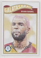 Ryan Babel #/194
