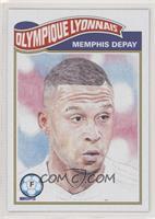 Memphis Depay #/195