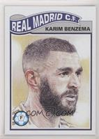 Karim Benzema #/223