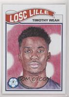 Timothy Weah #/169