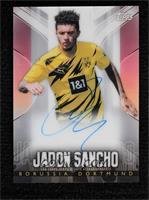Jadon Sancho #/25
