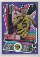 Hat-Trick Hero - Erling Haaland #/299
