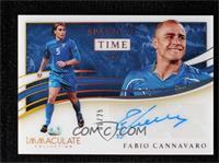 Fabio Cannavaro #/25