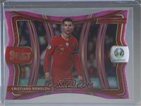 Mezzanine Die-Cut - Cristiano Ronaldo #/99