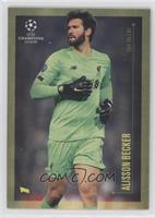 Alisson Becker [EX to NM]