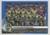 Team Cards - Seattle Sounders FC #/99