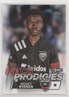 Pitch Prodigies - Moses Nyeman