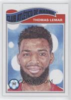 Thomas Lemar #/118