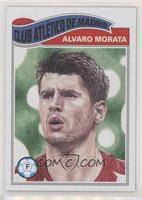 Alvaro Morata #/106