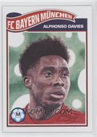 Alphonso Davies #/3,217
