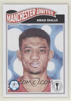 Amad Diallo #/2,868