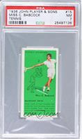C. Babcock (Backhand Drive) [PSA 7 NM]