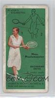 Mme. Meulemeester (Backhand Drive) [Poor to Fair]