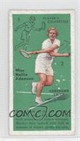 Miss Nellie Adamson (Forehand Drive) [Good to VG‑EX]