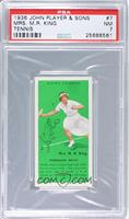 Mrs. M.R. King (Forehand Drive) [PSA 7 NM]