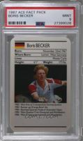 Boris Becker [PSA 9]