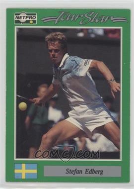 1991 NetPro Tour Stars - [Base] #2 - Stefan Edberg
